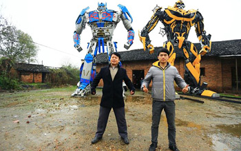 Производство роботов